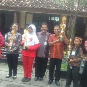 Lomba Siswa Berprestasi 2018 & Melukis Tingkat SD Kecamatan Delanggu.