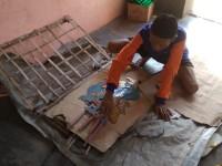 Diusia 98th Hadi Surandi Seniman Wayang Masih Berkarya
