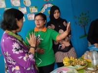 Menjanjikan, Bisnis Makanan Bayi di Baby Cafe Empat Bintang Pandes Wedi