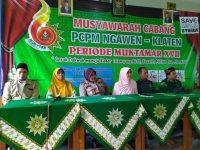 Nunuk Haryanto, Ketua Terpilih PCPM Ngawen Periode Muktamar XVII