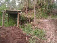 Kabar Duka Dari Dishub, Kadishub Terjatuh Saat Gowes Di Rintangan Bambu