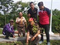 HPN dan HUT RSPD, Pegiat Media Hijaukan Bumi Sidoguro
