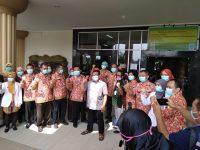 1 Pasien Covid-19 Yang Dirawat di RSUD Bagas Waras Dinyatakan Sembuh