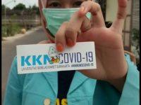 Mahasiswa Melakukan KKN Covid-19 UNS 2020 di  RT03/RW02, Desa Mendak, Kecamatan Delanggu,  Kabupaten Klaten, Jawa Tengah