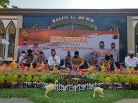 Gelar Doa Bersama di Mapolres Klaten, Wujudkan Pemilu Aman dan Damai