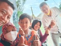Sinergi ICKK Dan Aqua Peduli, Perkuat Ketahanan Pangan Keluarga ABK Saat Pandemi
