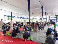 Dimasa Pandemi, 372 Mahasiswa Unwidha Klaten Di Wisuda