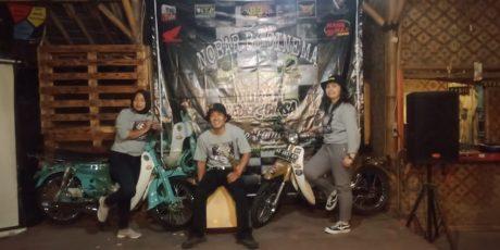 Nobar Film 'Bukan Bebek Biasa', Hery: Tolak Punah Honda Klasik!