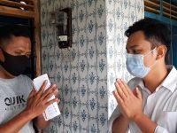 PLN UP3 Klaten Kunjungi Pelanggan Subsidi Stimulus Covid-19