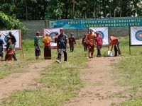 Seleksi Atlet Jemparingan, Persiapkan Event  Porda Formi Jawa Tengah