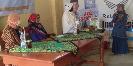 Temu Tokoh Perempuan Jatinom, Riana Akan Beri Beasiswa Untuk Guru