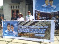 Roadshow Bersama Memori, Fajri Kukuhkan KomunitasTukang Tambal Ban 'Dongkrak' di Tulung
