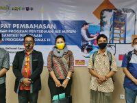 BAPPEDA Klaten Wakili Jawa Tengah Dalam Pembahasan Berkelanjutan Program PAMSIMAS