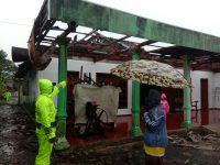 19 Rumah Di Cawas Rusak Diterjang Angin Puting Beliung