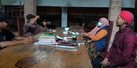 Jagongan Virtual Cara Asik Berforum di Masa Pandemi Ala Ari Ks Center