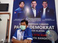 Diterpa Isu Kudeta, DPC Partai Demokrat Klaten Nyatakan Sikap Loyal Kepemimpinan AHY