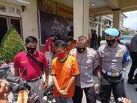 Berlagak Kenalan Lewat WhatsApp, Saiful Gasak Motor Kenalannya