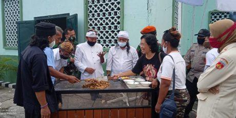 Tumbuhkan Semangat Toleransi, PK Channel Gelar Masak Bersama di Kanminvetcad