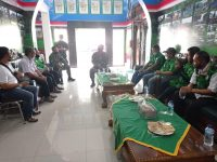 Dandim Terima Hangat Silaturahmi Santri Nekad di Kodim 0723 Klaten