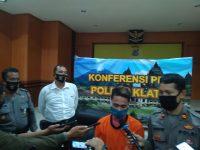 Polres Klaten Berhasil Ungkap Kasus Penggelapan Faktur Pembayaran Yang Dilakukan Sales Indomarco