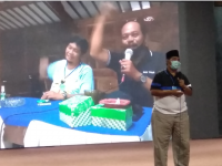 Pembekalan Relawan Indonesia Dapil V, Targetkan 60% Perolehan Suara Untuk ORI