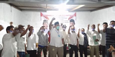 Inginkan Perubahan, Tim Sukses Juwiring Siap Menangkan One-Fajri di Pilkada Klaten