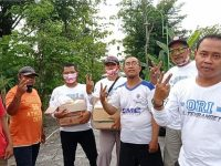 Serentak Di 26 Kecamatan, Pemuda Melenial ORI Berbagi Di Jum'at Berkah