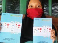 Mahasiswa UNS Mengajak Warga Dukuh Semawung, Pundungsari, Trucuk Menerapkan 'GERMAS' Sebagai Upaya Pencegahan COVID-19