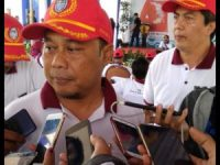 PDAM Tirta Merapi Genap 42 Tahun, Puncak Acaranya Bagikan Sembako di Taman Lampion